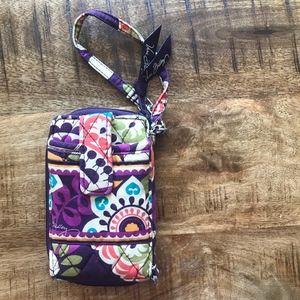 Wristlet Wallet/cell phone holder - Vera Bradley